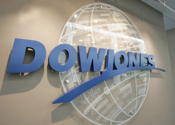 USA - Business - Dow Jones Sign